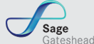 The Sage Gateshead logo
