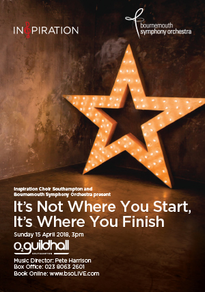 Inspiration Southampton: It's Not Where You Start, It's Where You Finish