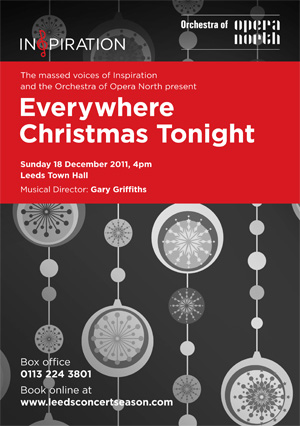 Inspiration 'Everywhere Christmas Tonight' – Leeds