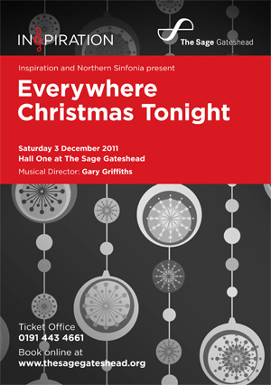 Inspiration 'Everywhere Christmas Tonight' – The Sage