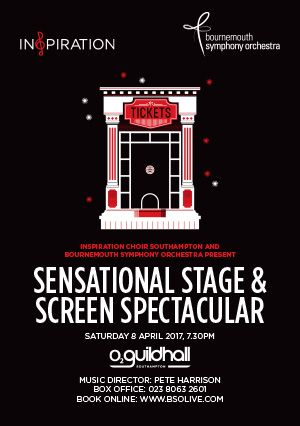 Sensational Stage & Screen Spectacular