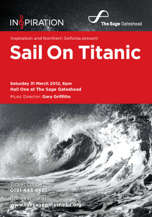 Inspiration 'Sail On Titanic' – The Sage