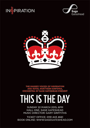 Inspiration and Royal Northern Sinfonia present This Is The Day