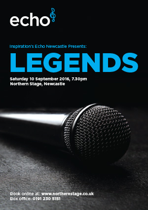Echo Newcastle presents Legends
