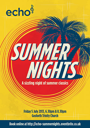 Echo presents 'Summer Nights'